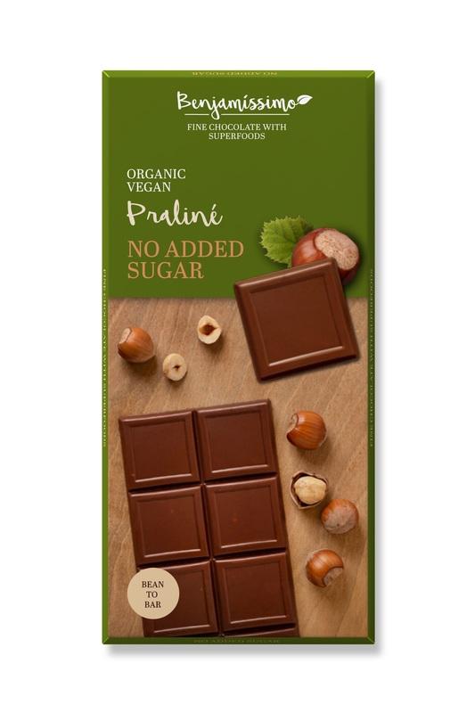 Benjamissimo Praliné-suklaa