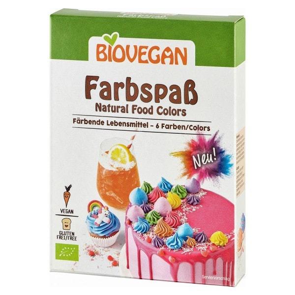 Biovegan elintarvikevärit
