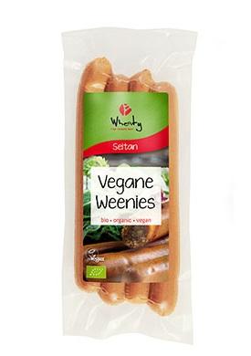 Wheaty Veganwurst Weenies