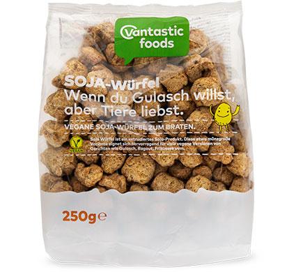 Vantastic Foods soijapalat 250 g