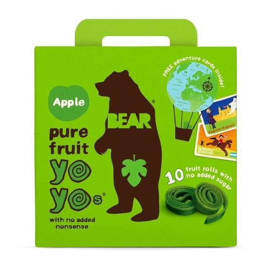 Bear YoYos hedelmänauha omena