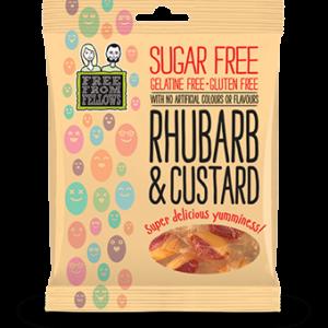 Free From Fellows Rhubarb & Custard