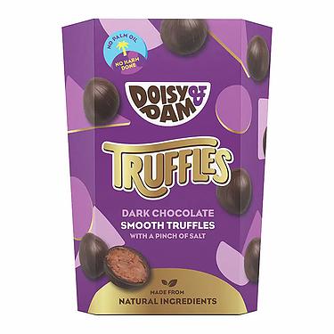 Doisy & Dam tryffelit tumma suklaa