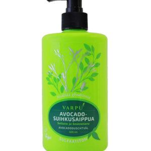 Varpu suihkusaippua avocado