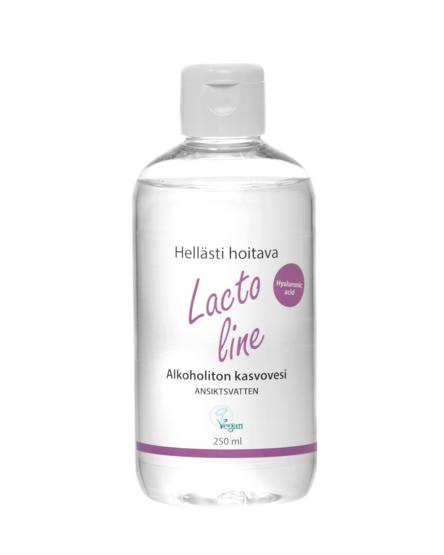 Lacto Line alkoholiton kasvovesi