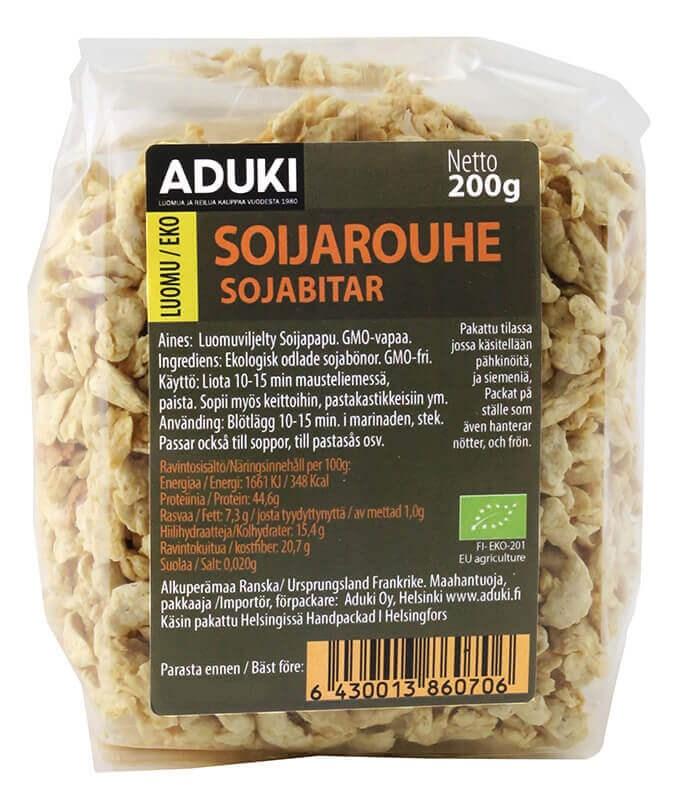 Aduki soijarouhe