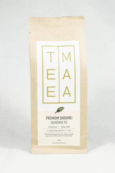 TeeMaa Premium Shoumei -valkoinen tee