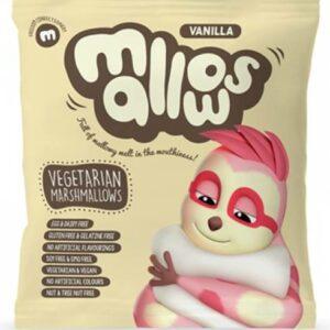 Mallows vaahtokarkki vanilja