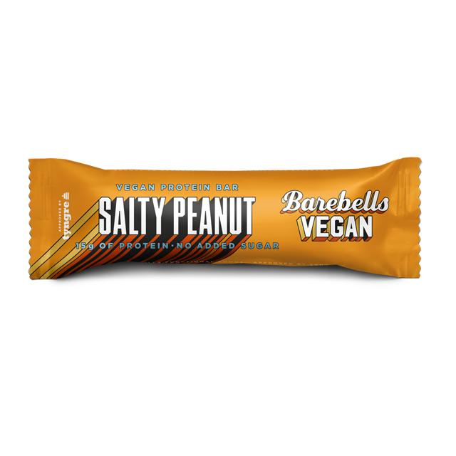 Barebells proteiinipatukka salty peanut
