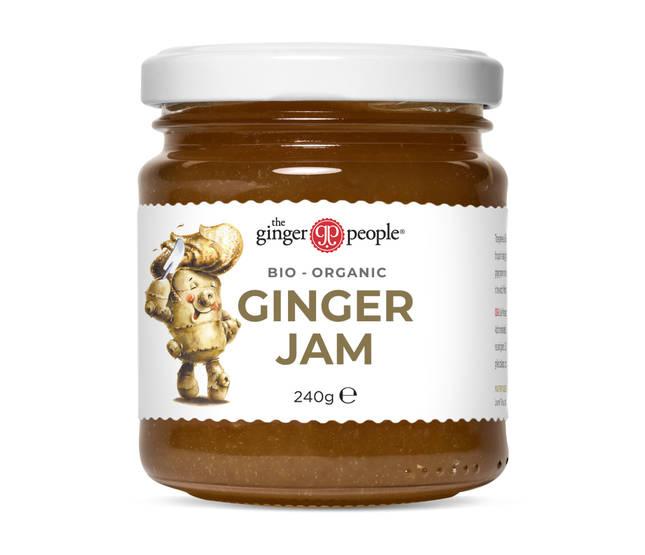 The Ginger People inkiväärihillo