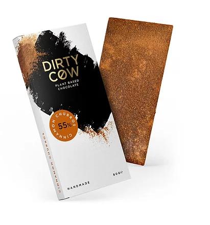 Dirty Cow Cinnamon churros -kanelisuklaa