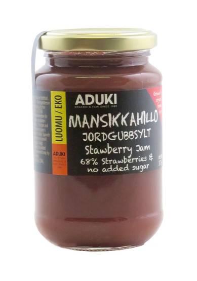 Aduki mansikkahillo