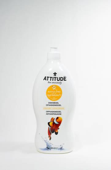 Attitude astianpesuaine Citrus Zest