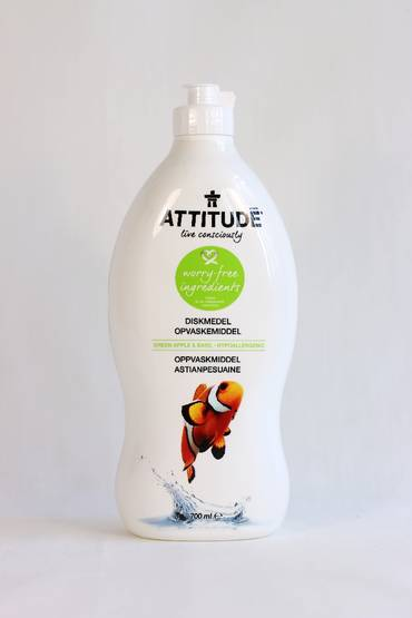 Attitude astianpesuaine Green Apple