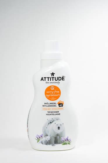 Attitude huuhteluaine Citrus Zest