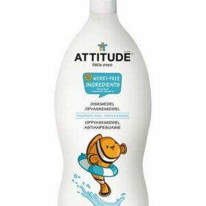 Attitude astianpesuaine tuoksuton