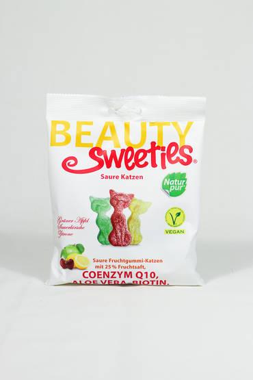 Beauty Sweeties kirpeät hedelmäkissat