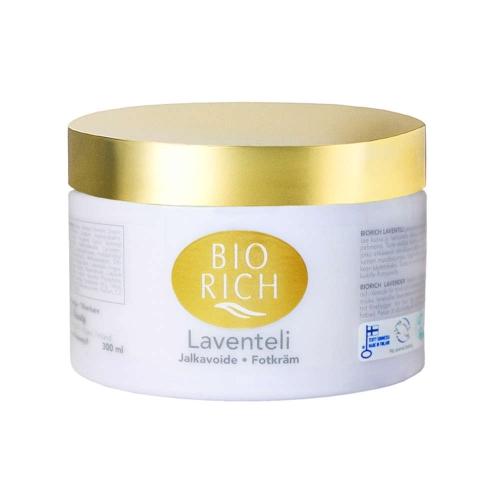 Bio Rich laventelijalkavoide