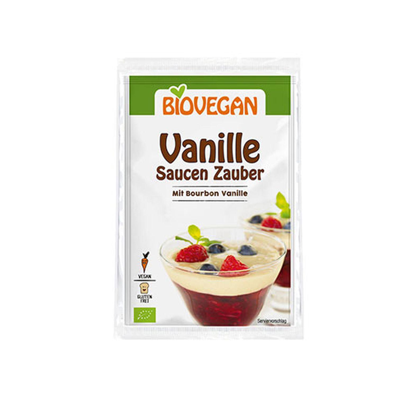 Biovegan vaniljakastikejauhe