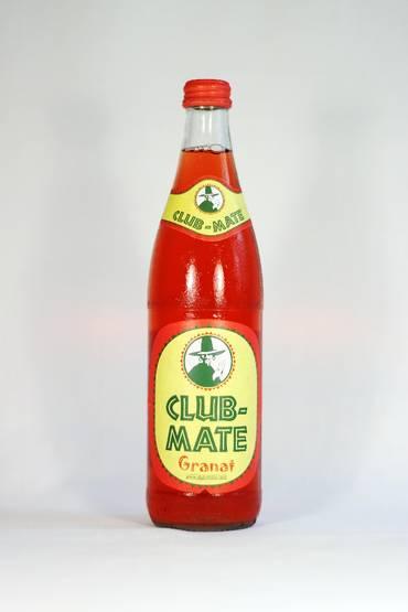 Club Mate granaattiomena