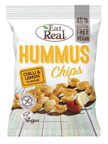 Eat Real hummussipsi chili & sitruuna