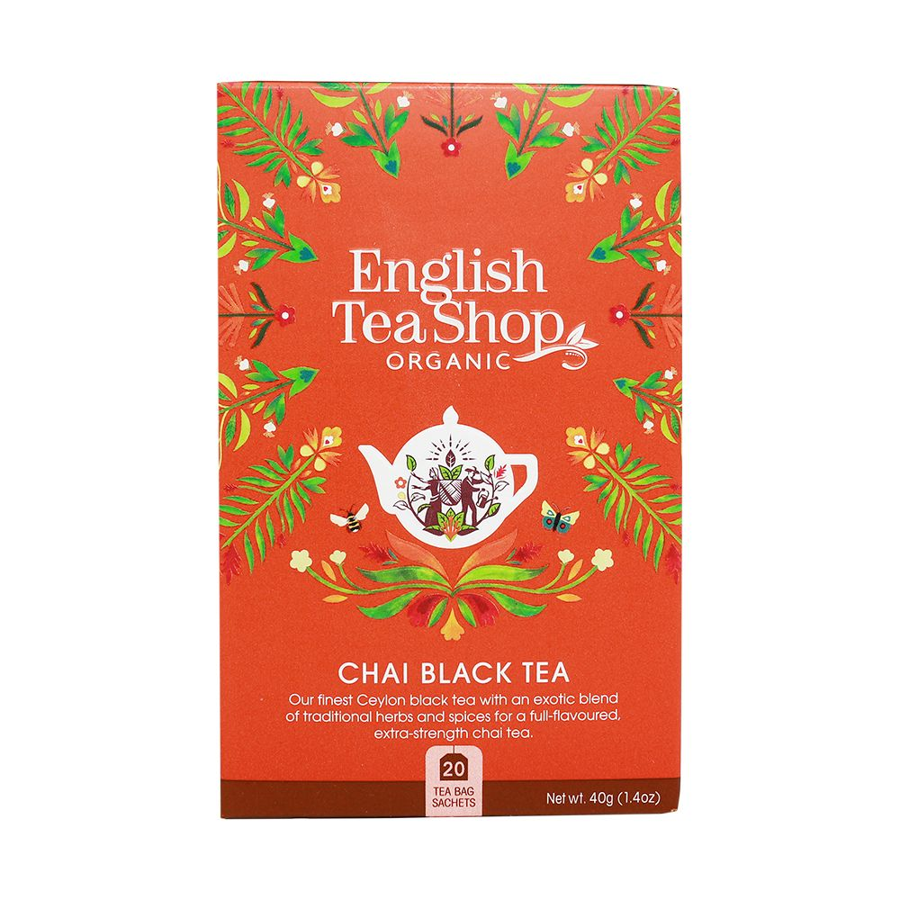 English Tea Shop Black Chai
