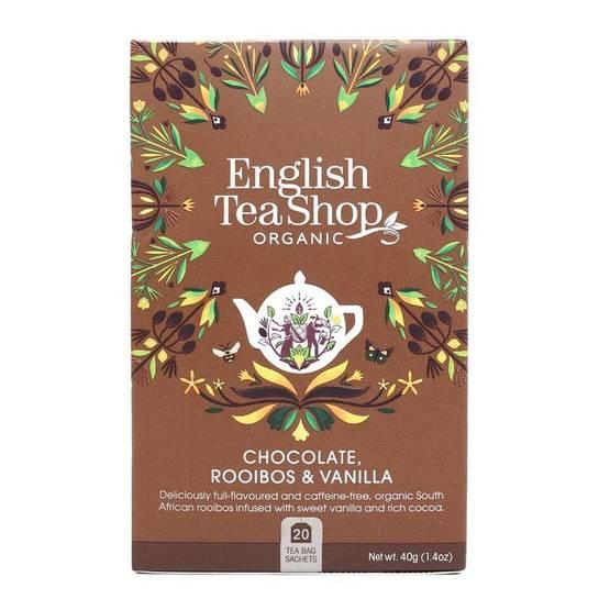 English Tea Shop Choc Rooibos Vanilla