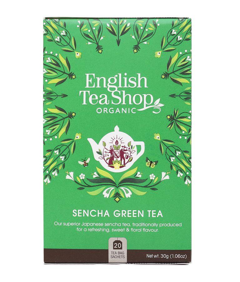 English Tea Shop Sencha vihreä tee