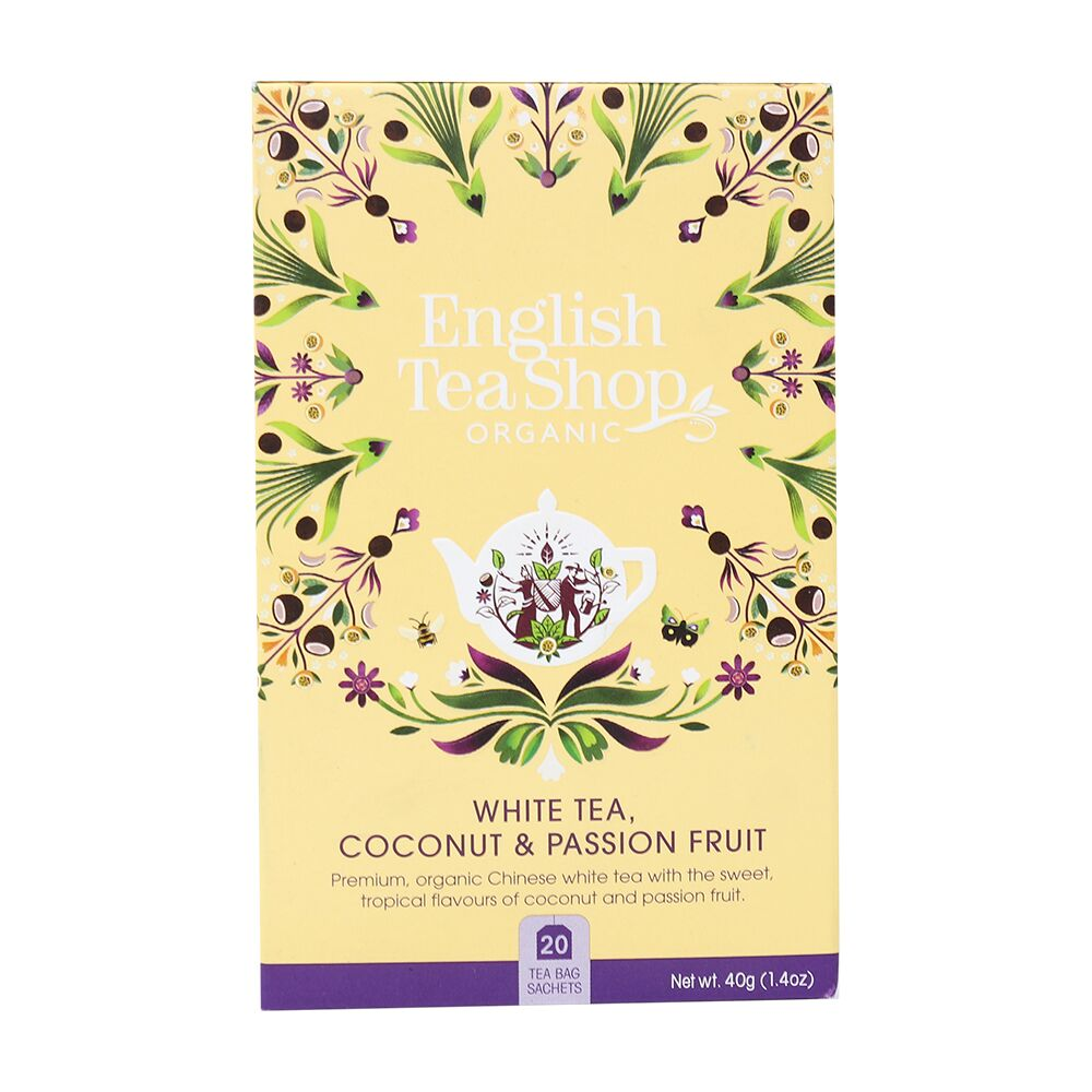 English Tea Shop White Coconut&Passion