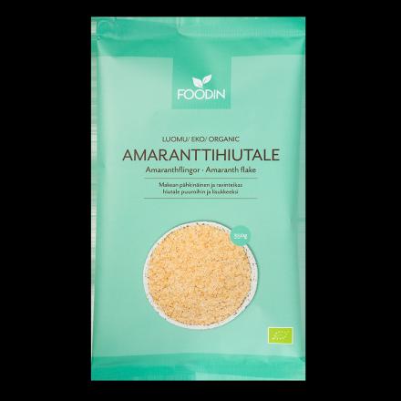 Foodin amaranttihiutale