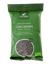 Foodin chia-siemenet 250g