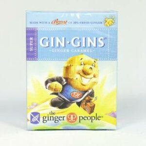 Gin Gins Super inkivääripastilli
