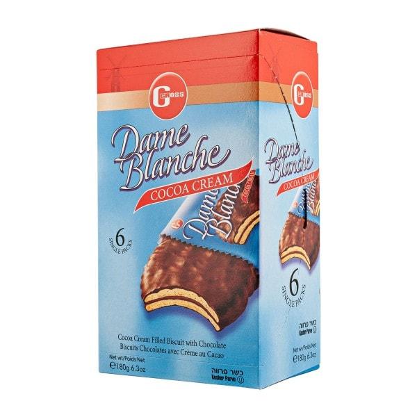Gross Dame Blanche suklaatäytekeksi