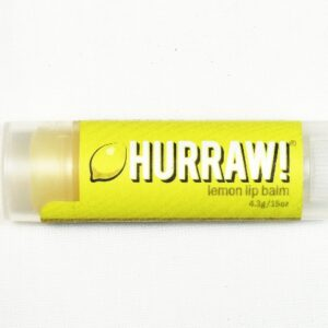 Hurraw huulivoide sitruuna