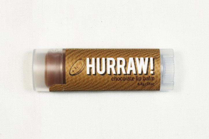 Hurraw huulivoide suklaa