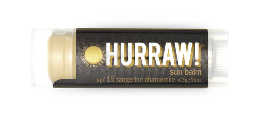 Hurraw huulivoide sun balm (SPF 15)