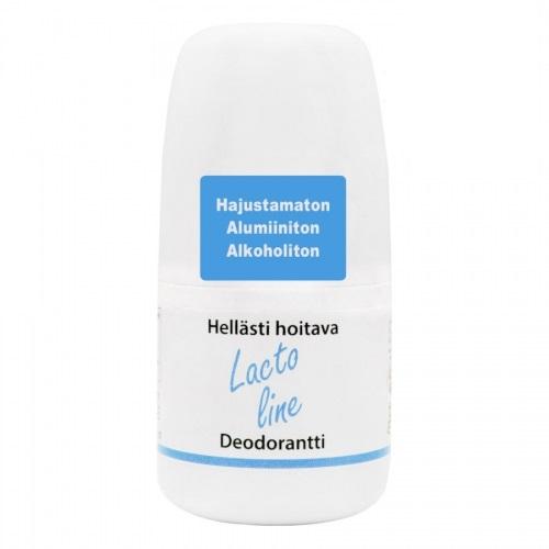 Lacto line deodorantti hajustamaton
