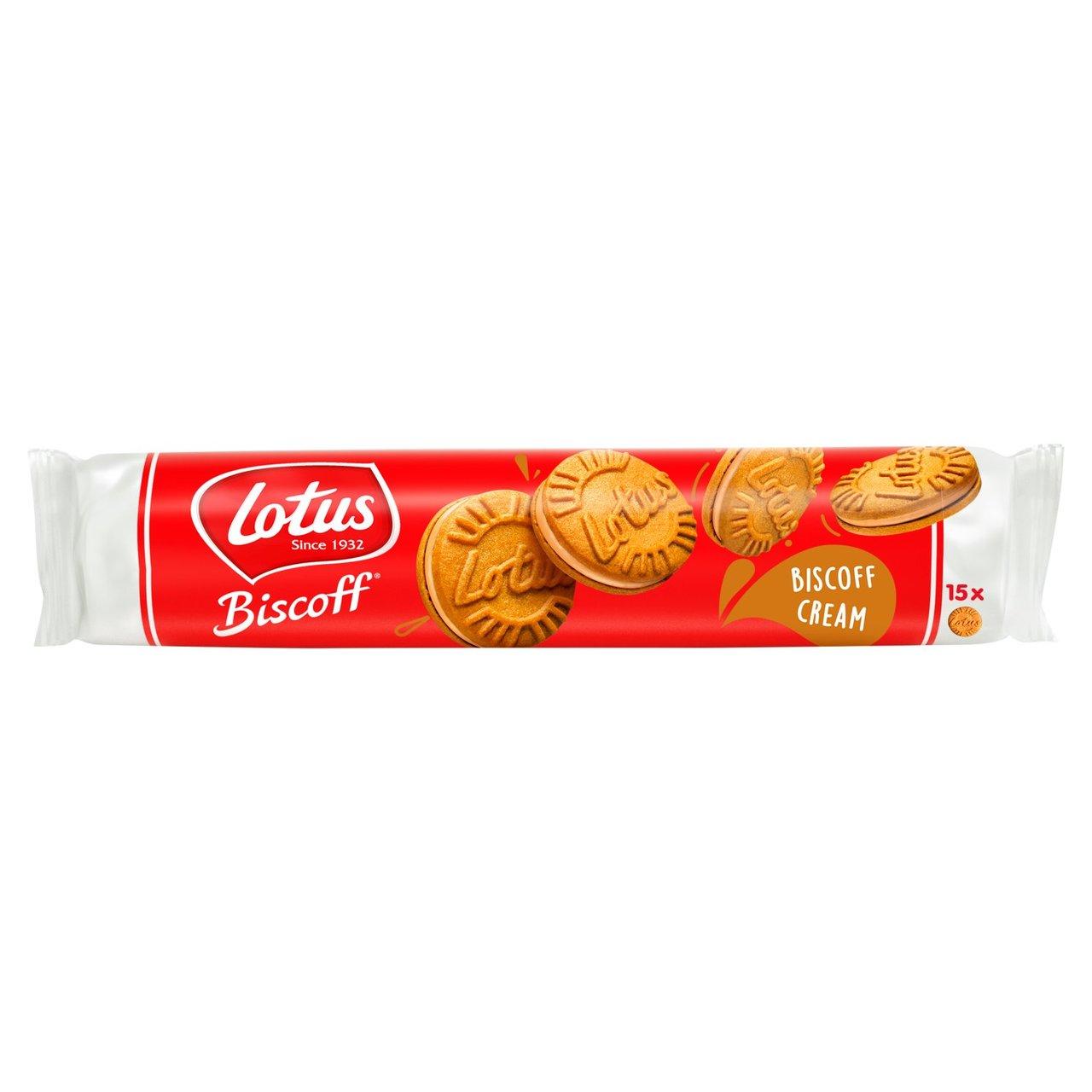 Lotus Biscoff Cream täytekeksi