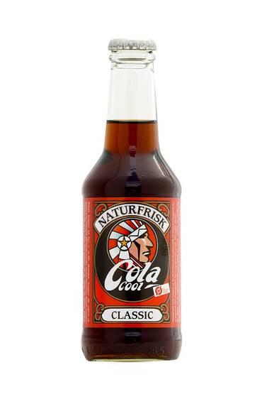 Naturfrisk Cola Classic