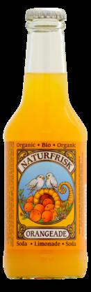 Naturfrisk appelsiinilimonadi