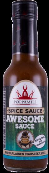 Poppamies Awesome sauce