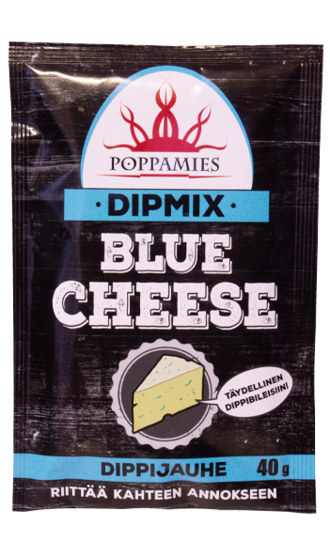 Poppamies Blue Cheese Dip
