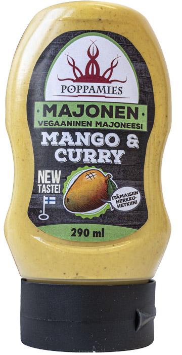 Poppamies Majonen mango & curry