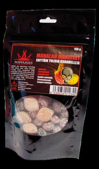 Poppamies Manalan makeiset