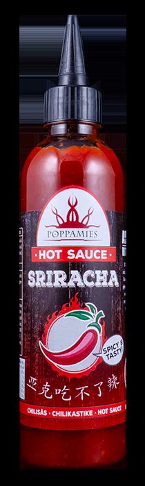 Poppamies Sriracha