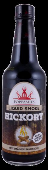 Poppamies liquid smoke savuaromi