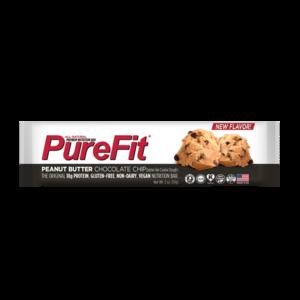 PureFit Peanut Chocolate Chip -patukka