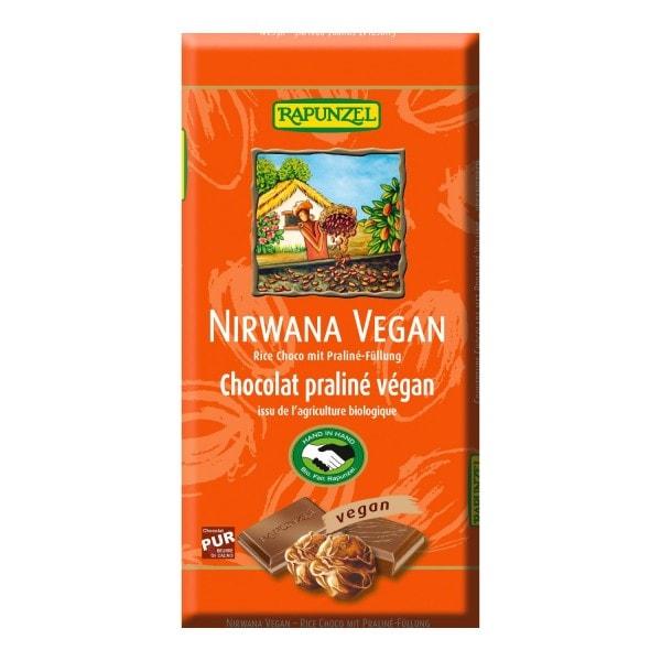 Rapunzel Nirwana Vegan suklaa