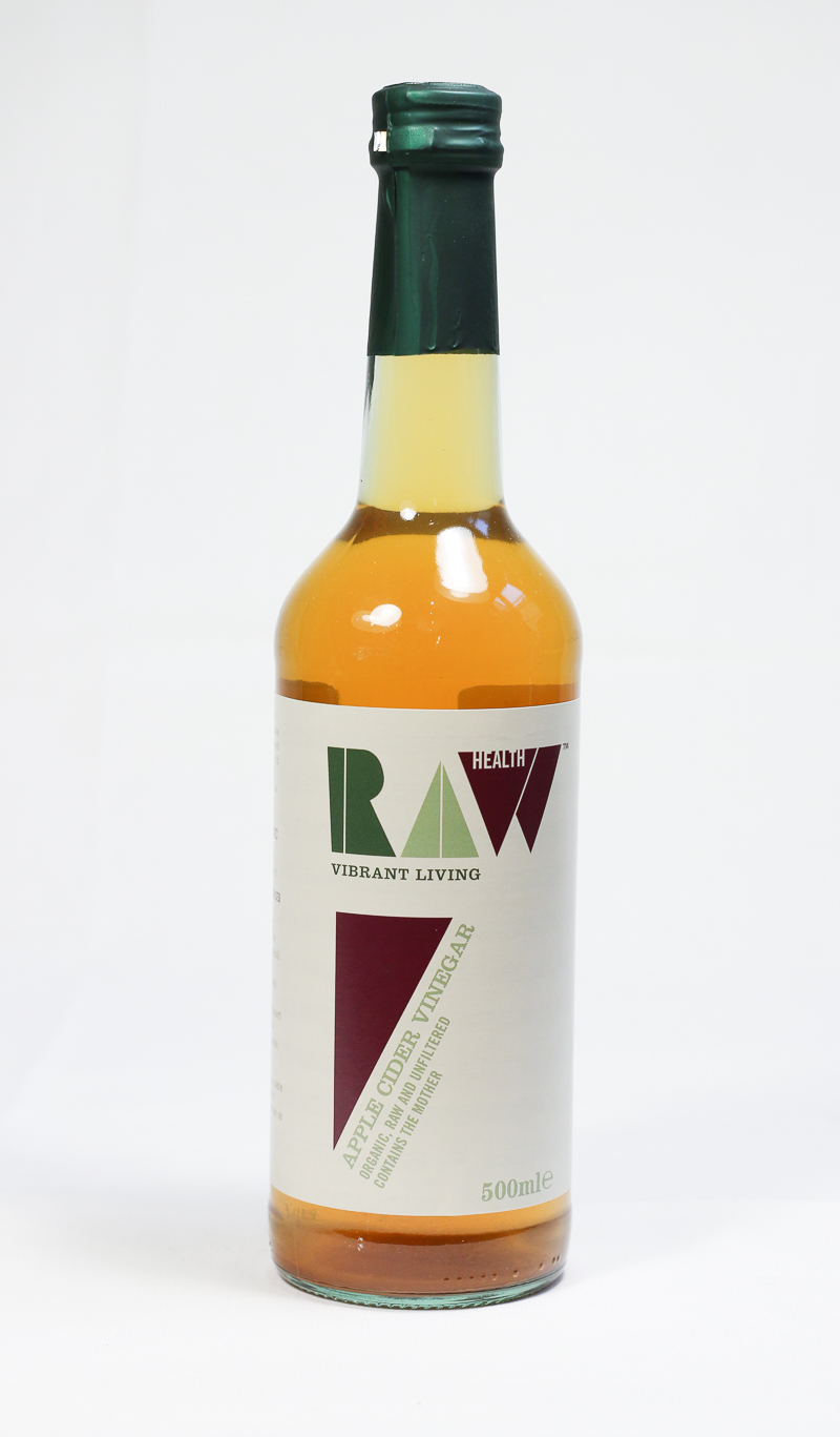 Raw Health omenasiiderietikka