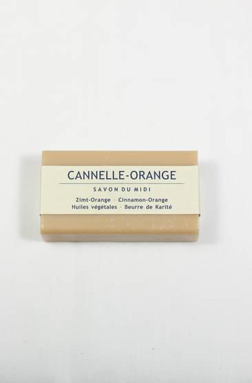 Savon du Midi saippua kaneli-appelsiini